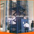 Вертикальная направляющая грузовой лифт лифт