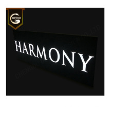 Frontlit LED Light Up Letters for Wall Decor