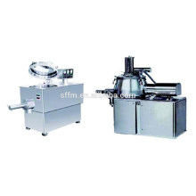 GHL Series Mixing Granulator