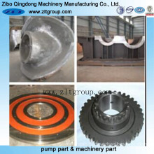 Sand Casting Alloy Steel Wear Parts