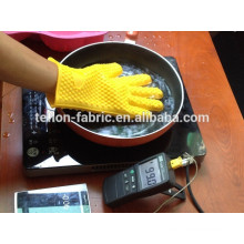 New products private label Heat resistant Silicone bbq grill gloves with Free Sample