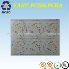 Aluminum base copper-clad laminate PCB