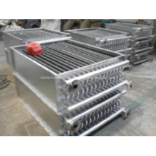 Radiador de tubo de acero inoxidable