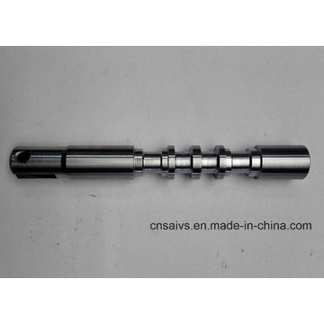 Chrome Plated CNC Machining Spool for Position Selector Valve