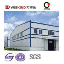 Estructura de construcción Estructura de acero Almacén