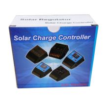 PWM 12V 24V 10A Solar Battery Power System Controller with 2 Years Warranty