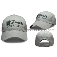 100% Polyester Constructed Embroidery Sport Baseball Mesh Cap (TRB050)