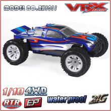 VRx гонки 1/10th 4WD безщеточный RC модель гоночный автомобиль