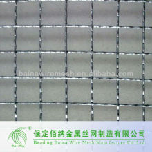 100% professional crimped wire mesh for filter