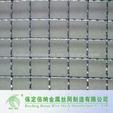 100% de malha de arame com crimped profissional para filtro