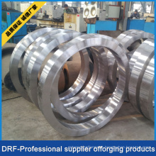 Anéis de forjamento 316 L, Flange de anel, Fabricação