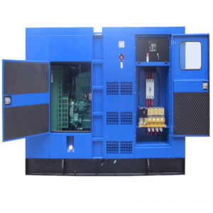 400KW Super Quiet diesel generators