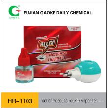 Mosquito Repellent Liquid Device Set