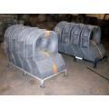 Schiffsausrüstung Stahlmaterial Poller