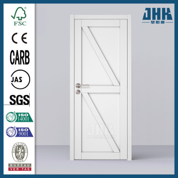JHK Cleanroom Door Knotty Pine Natural Wooden Door