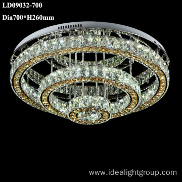 wholesale led lights chandelier fancy crystal ceiling lights
