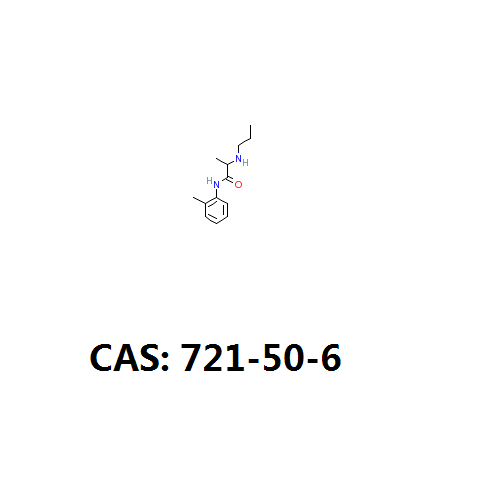 Prilocaine Api Cas 721-50-6 Purity 99٪
