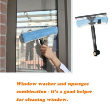 2015 Multi-angle glass cleaning tool for window scraper cleaning cloth