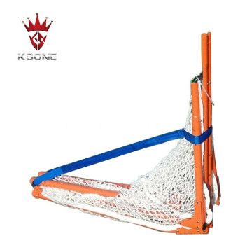 Rapid installation and dismantling New Lacrosse Goal With Net