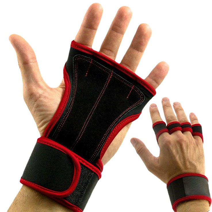 Trainer's professional gloves