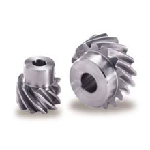 custom stainless steel helical spiral gear screw gear