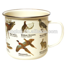 Wild Animals Enamel mug Wild Animals Enamel mug