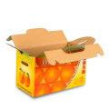 Full Printing Corrugated Board Packaging Box for Fruit