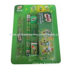 Stationery gift sets, convenient for students, customized styles are accepted