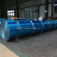 Finstock en aluminium pour la climatisation