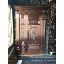 High Quality Mother Son Security Copper Door