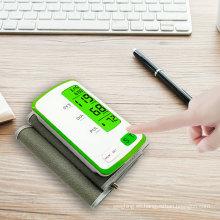 Esfigmomanómetro Equipo de mensajes de sangre Monitor de presión arterial