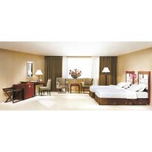 Juego de dormitorio de cinco estrellas para hoteles de lujo
