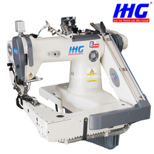 IH18A-L26-1Double Needles Feed Off The Arm Sewing Machine