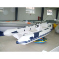Rigid Inflatable Boat 4.2m