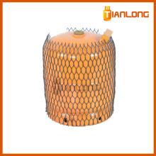SG295 Aço 3kg Container Lpg para cozinhar e aquecer