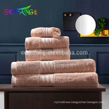 Factory Direct wholesale High Quality 100% cotton bath towel