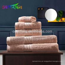 Direto da fábrica por atacado de Alta Qualidade 100% toalha de banho de algodão