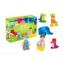 Animals Plastic Buiding Blocks Games