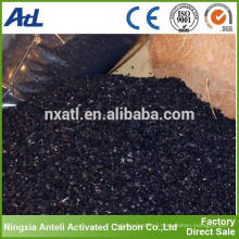 Coconut shell activated carbon for Process Water Decontamination