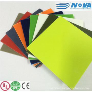 Colored G10 Laminate Insulated Sheet for RC Model