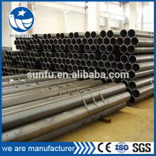 Hot venda cronograma 20 40 ERW mobiliário tubo de topo fornecedor