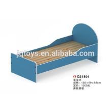 2014 neue Kinder Holz Einzelbett Design