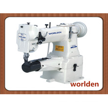 Wd-8b (WORLDEN) Single Needle Unison Feed Cylinder Bed Sewing Machine