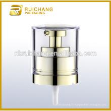 Pompe à lotions de revêtement UV avec surcharge AS