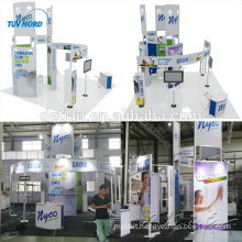 Detian Offer Unique customized exhibition booth stand for expo fair