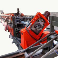 Grain Bin Silo Stiffener Roll Forming Machine