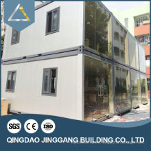 ISO Certificated Pre-made Steel structure shipping container house
