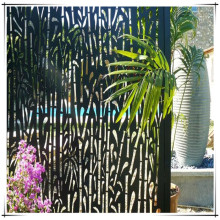 Outdoor Metal Privacy Screen for Garden