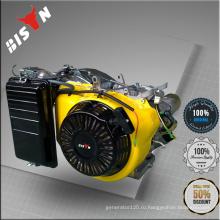 BISON CHINA TaiZhou Высокое качество 4 хода 13hp с воздушным охлаждением Двигатель бензинового двигателя