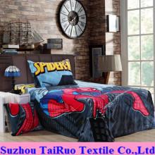 Drap de lit imprimé par Spider Man pour enfants ensemble de draps